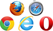 cross-browser