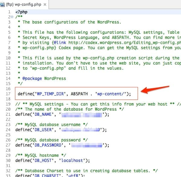 wordpress-upgrade-error-fix